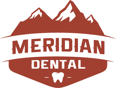 Meridian Dental Logo